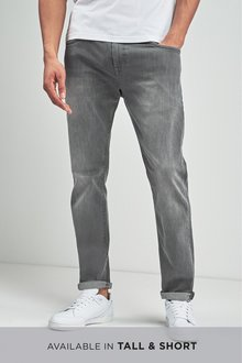 Next Jeans With Stretch -Slim Fit