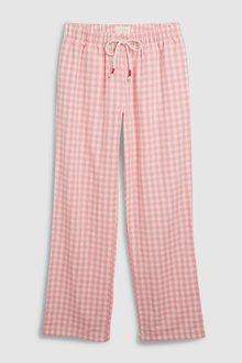 Next Gingham Pyjama Pants