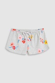 Next Floral Pyjama Shorts