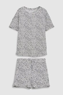 Next Animal Print Pyjamas