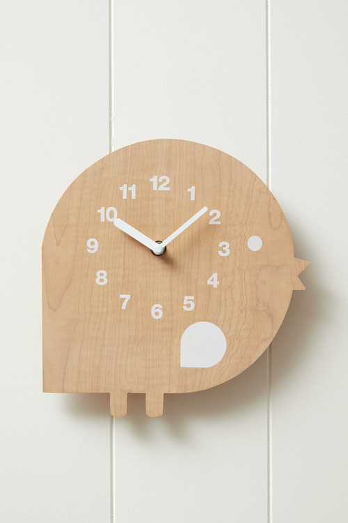 Children's Animal Clock