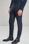 Next Skinny Fit Paisley Jacquard Suit: Trousers