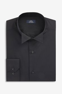 Next Wing Collar Slim Fit Shirt