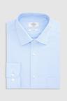 Next Non-Iron Shirt -Slim Fit Single Cuff