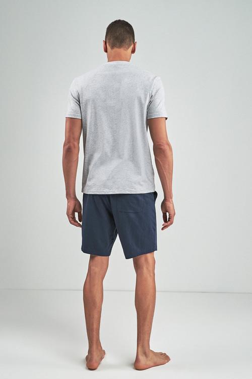 Next Jersey Short Pyjama Set