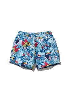 Next Parrot Print Swim Shorts