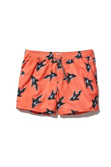 Next Orca Print Swim Shorts