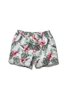 Next Leaf Print Swim Shorts