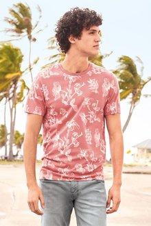 Next Floral Print T-Shirt