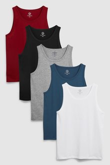 Next Vests Five Pack - 233073