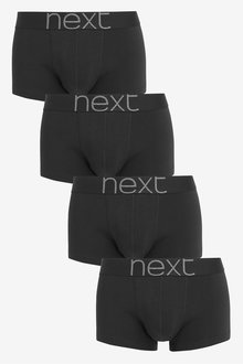 Next Low Rise Hipsters Four Pack
