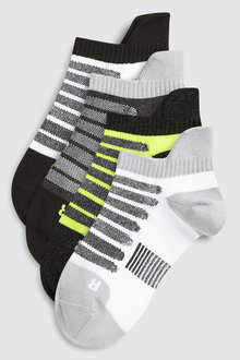 Next Sports Socks Four Pack (Older)