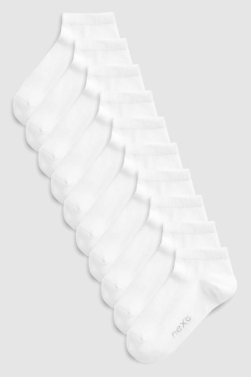 Next Trainer Socks Ten Pack (Older)