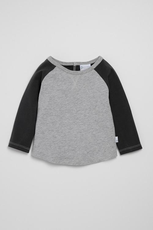Pumpkin Patch Infant Boys Raglan Long Sleeve T-Shirt