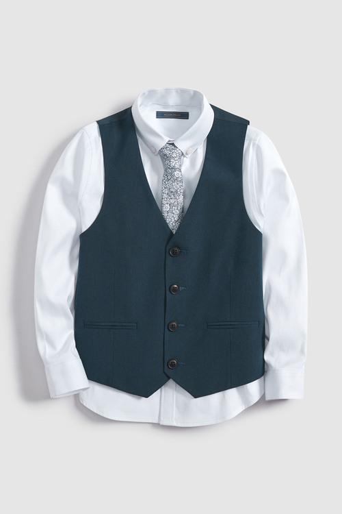 Next Waistcoat Set (12mths-16yrs)