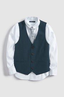 Next Waistcoat Set (12mths-16yrs) - 233158