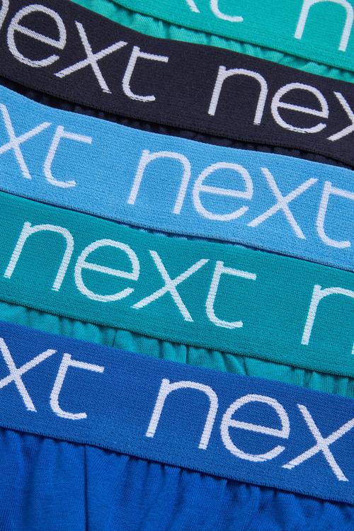 Next Jacquard Briefs Five Pack (1.5-16yrs)