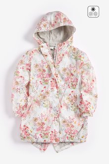Next Print Long Cagoule (3-16yrs)