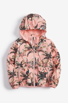 Next Palm Print Short Cagoule (3-16yrs)