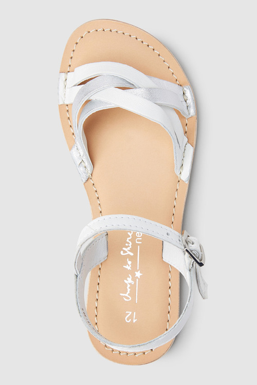 Next Woven Leather Sandals (Older)