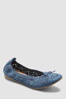 Next Chop Out Ballet Shoes (Older) - 233404