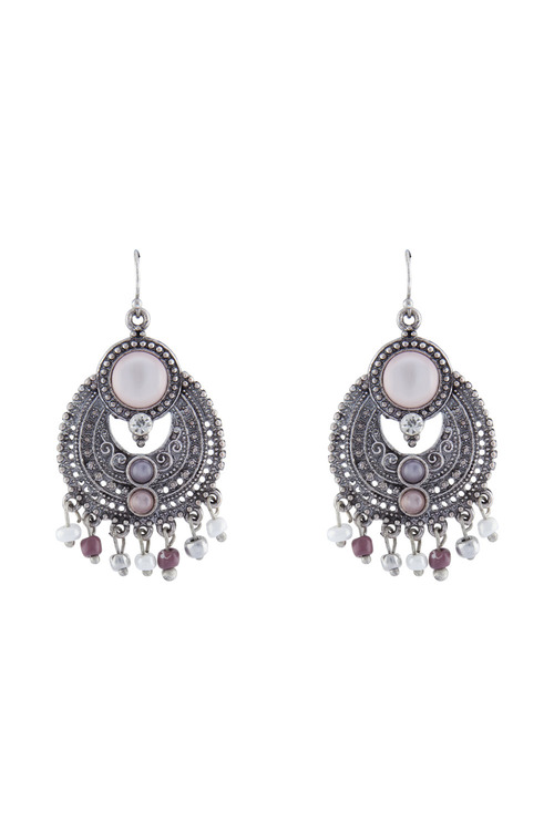 Amber Rose New Naturals Statement Earrings