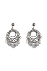 Amber Rose Indiana Ornate Earrings