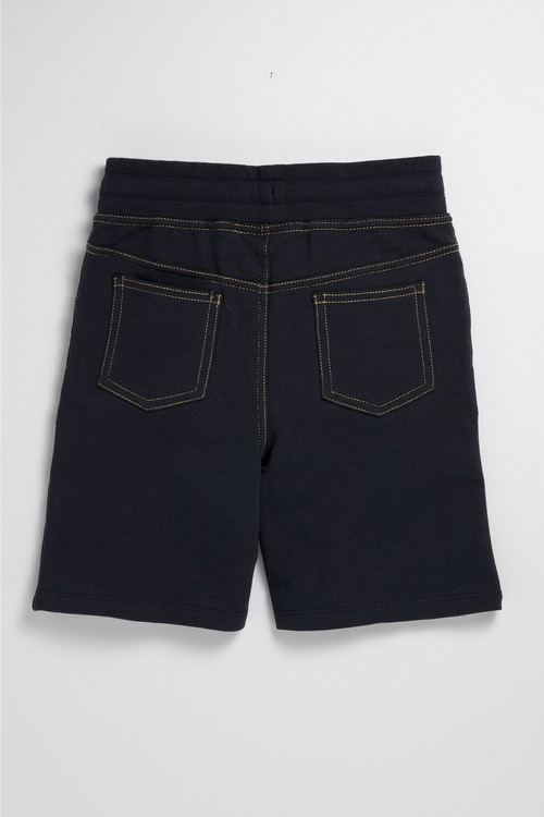 Pumpkin Patch Boys French Terry Jean Shorts
