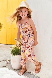 Next Floral Jumpsuit (3mths-7yrs)
