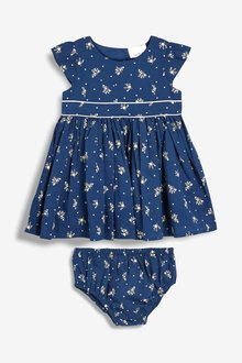Next Prom Dress And Knickers Set (0mths-2yrs)
