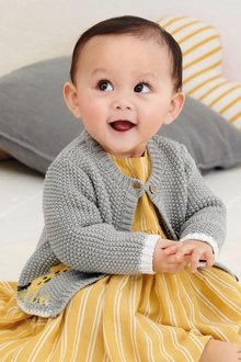 Next Giraffe Cardigan (0mths-2yrs)