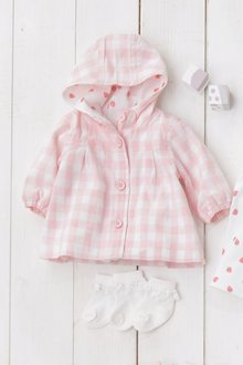 Next Gingham Jacket (0mths-2yrs)
