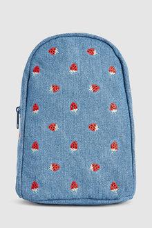Next Embroidered Rucksack