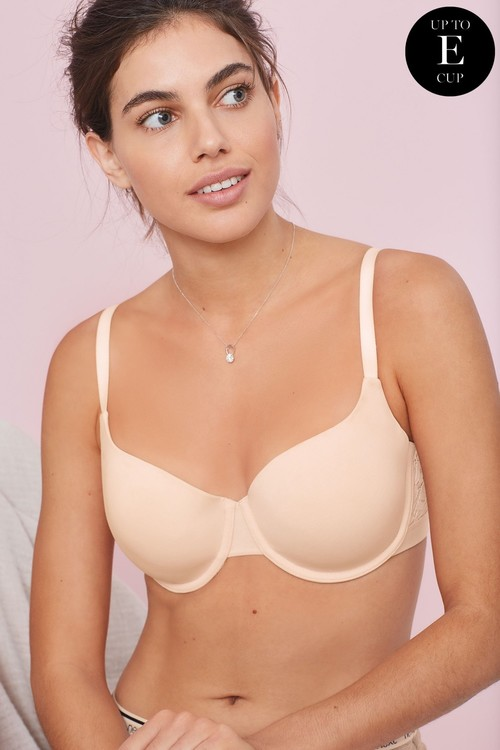 Next Holly Organic Cotton Blend T-Shirt Bra