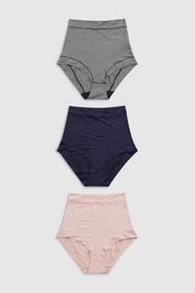 Next Modal Knickers Three Pack