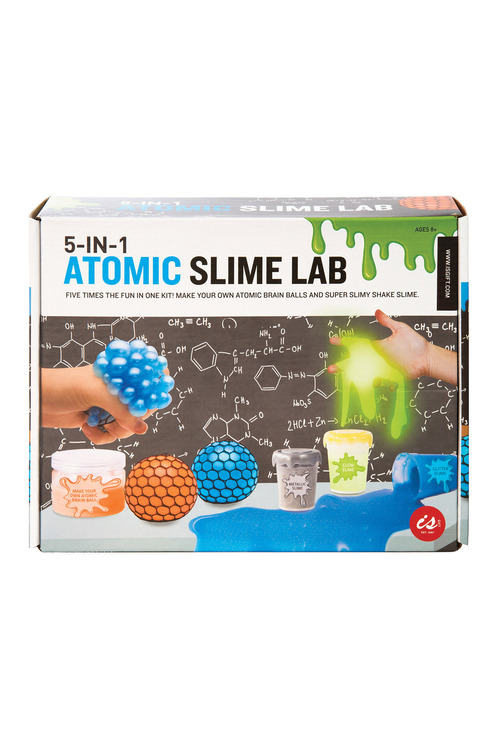 IS Atomic Slime Lab