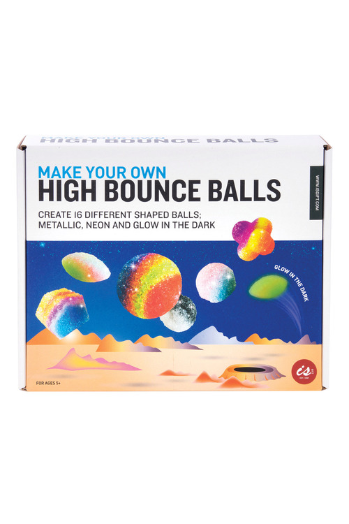 IS Make Your Own High Bounce Ball Box Set
