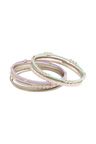 Amber Rose New Naturals Bangle Set
