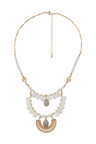 Amber Rose New Naturals Statement Necklace