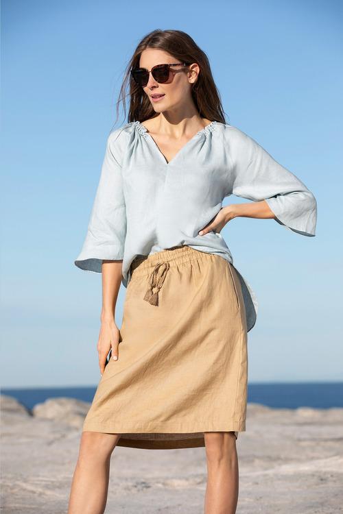 Capture Linen Tunic