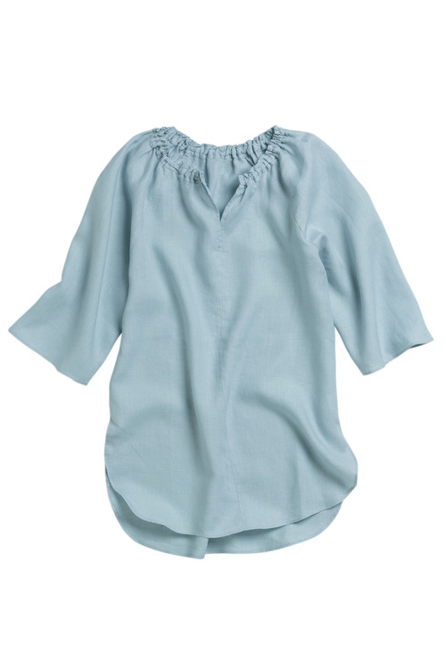 Capture Linen Tunic