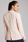 Grace Hill Linen Blend Blazer