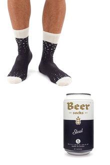 Luckies Beer Socks Stout