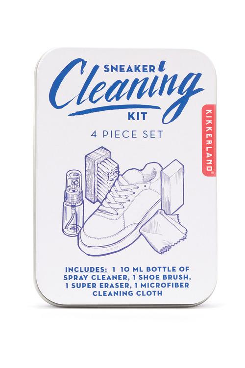 Kikkerland Sneaker Cleaning Kit