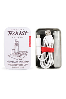 Kikkerland Emergency Tech Kit - 233764