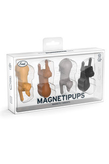Fred MagnetiPups Set of Four