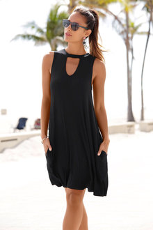 Urban Keyhole Dress