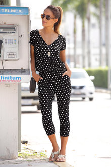 Urban Knit Jumpsuit