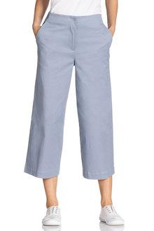Capture Wide Leg Crop Pants - 233815