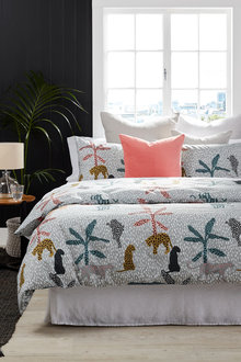 Toto Print Duvet Cover Set - 233858